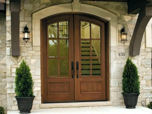 Exterior Doors Mendham Plywood